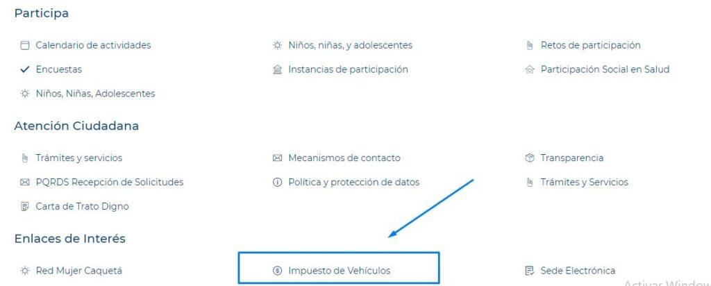 impuesto-vehicular-caqueta