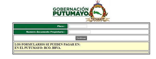 impuestos-vehiculos-putumayo