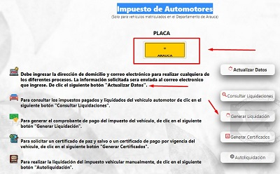 Impuesto-de-Automotores-arauca
