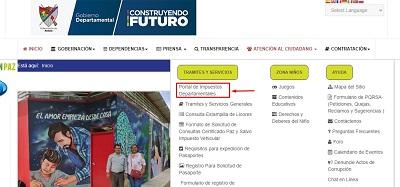 impuesto-vehicular-Arauca