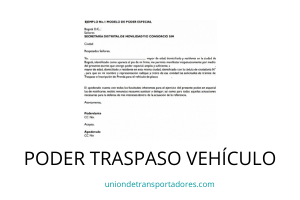 poder-de-traspaso-vehicular