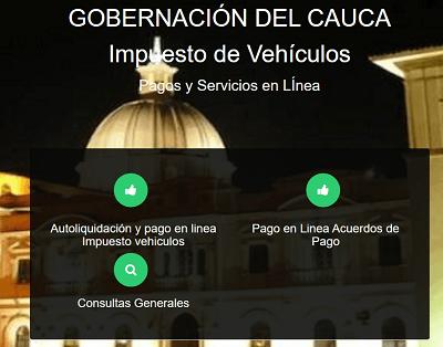 impuestos-vehiculos-cauca